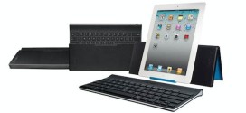 Logitech Bluetooth klávesnice – Tablet Keyboard for iPad (recenze)