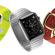 Rozlišení displeje Apple Watch