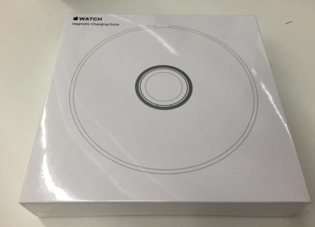 Apple právě začal prodávat dokovací stanici pro Apple Watch
