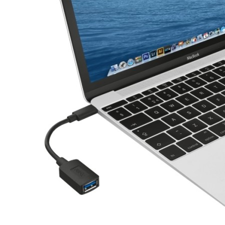 USB C adaptér