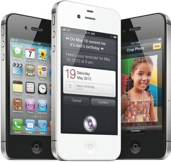 iPhone 4s a funkce