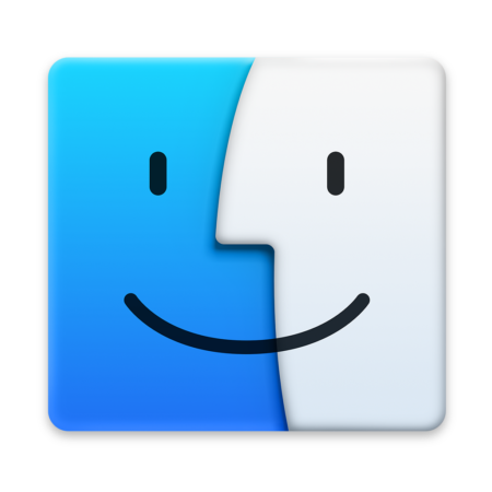 OS X Finder, macOS Sierra