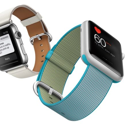 nylon, Apple Watch 2, Apple Watch Series 2, watchOS 3.1
