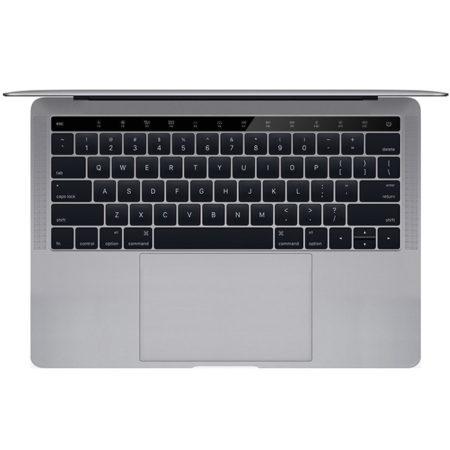 koncept MacBooku, MacBook Pro, klávesnice, OLED, Apple