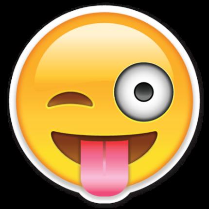 Zprávy v iOS 10, emoji, emotikony