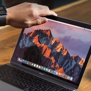 Odemkněte svůj Mac pomocí Apple Watch