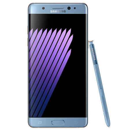 Samsung Galaxy Note 7, Apple
