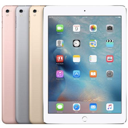 iPad Pro v roce 2018, nové iPady