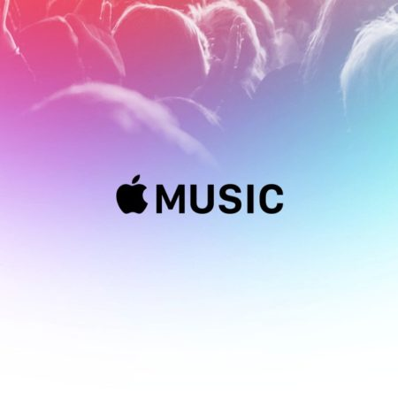 hudba, Apple Music