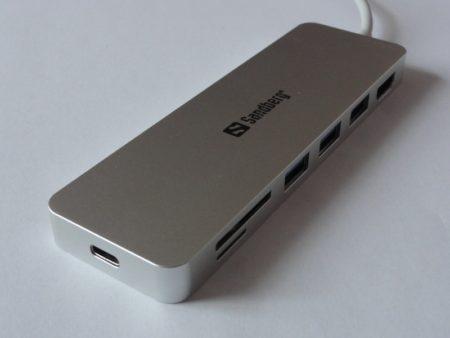 USB-C dokovací stanice