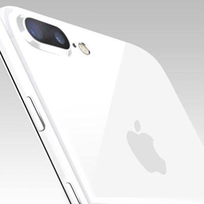 Jet White iPhone 7