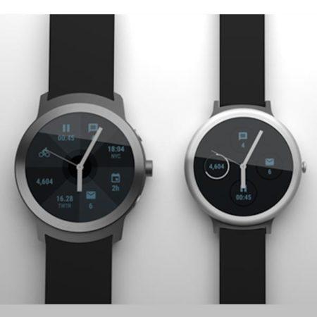 LG chytré hodinky
