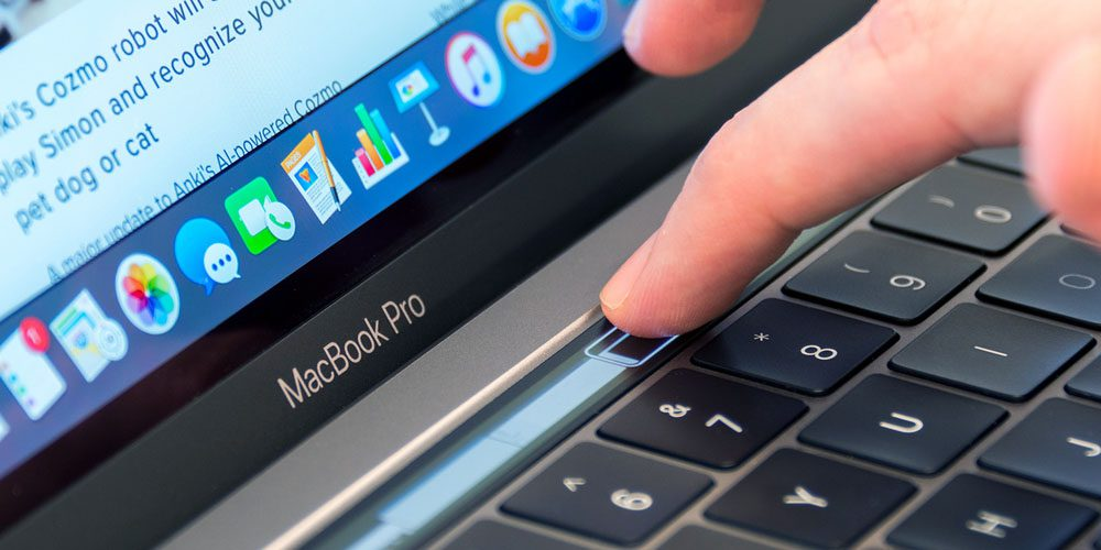 MacBook Pro Kaby Lake