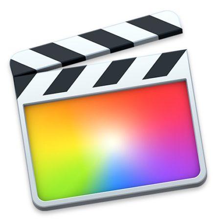 Final Cut Pro X macOS