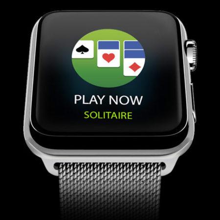 Apple Watch casino aplikace