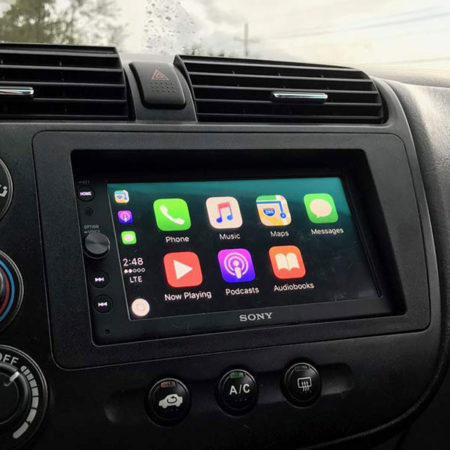 CarPlay iOS 10.3, iOS 11
