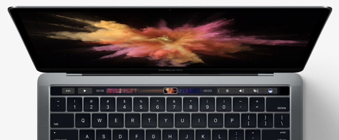 Apple MacBook Pro Touch Bar