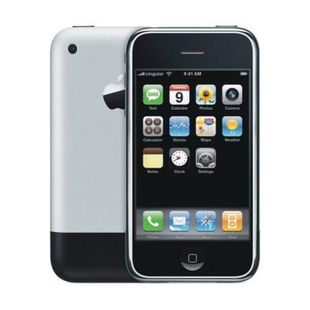 první iPhone, jak zrychlit iPhone