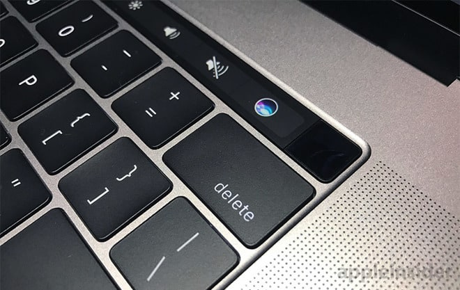 15palcový MacBook Pro
