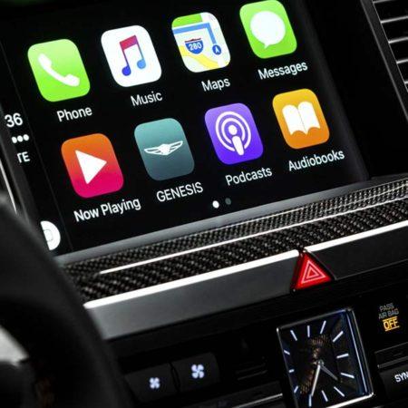 CarPlay Genesis