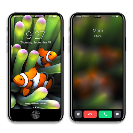 koncept iPhonu 8