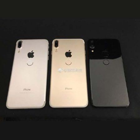 snímky iPhonu 8, iPhone 8