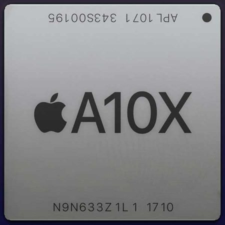 Apple A10X Fusion