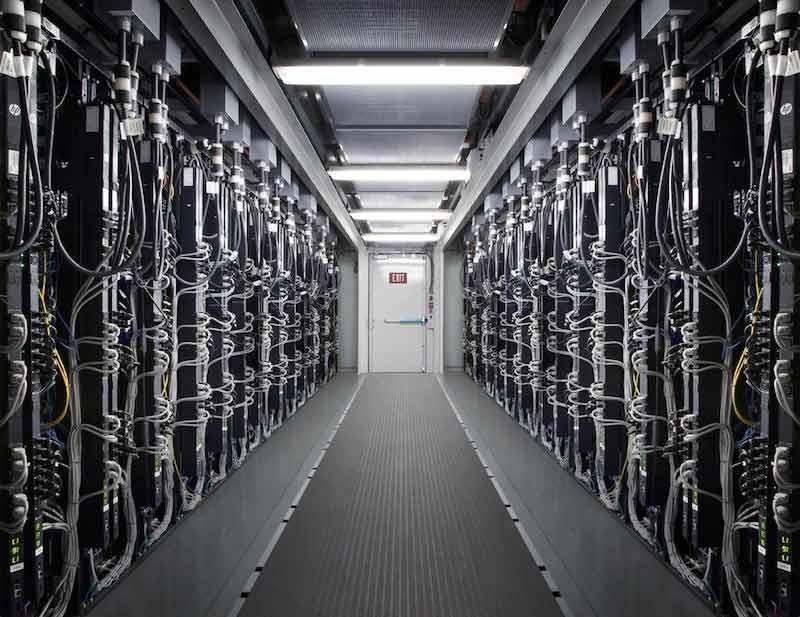Datové centrum Apple Dánsko