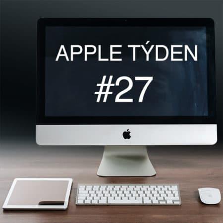Apple Týden 27