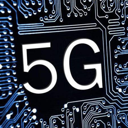 Mobilní data 5G