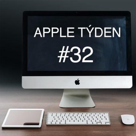 Apple týden 32