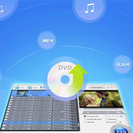 Jak zkopírovat film na DVD do počítače, WinX DVD Ripper Platinum