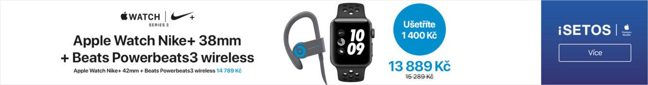 Apple Watch PowerBeats3