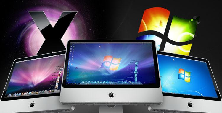 windows 7 mac os x1 - I ty buď switcherem #3