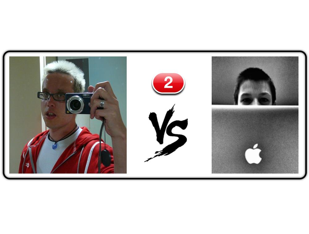 vs2 - Kdo s koho aneb Co víte o Applu #8