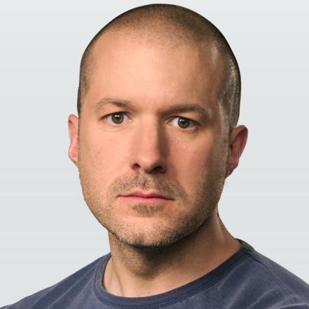 Jony Ive - Designed by Apple in California