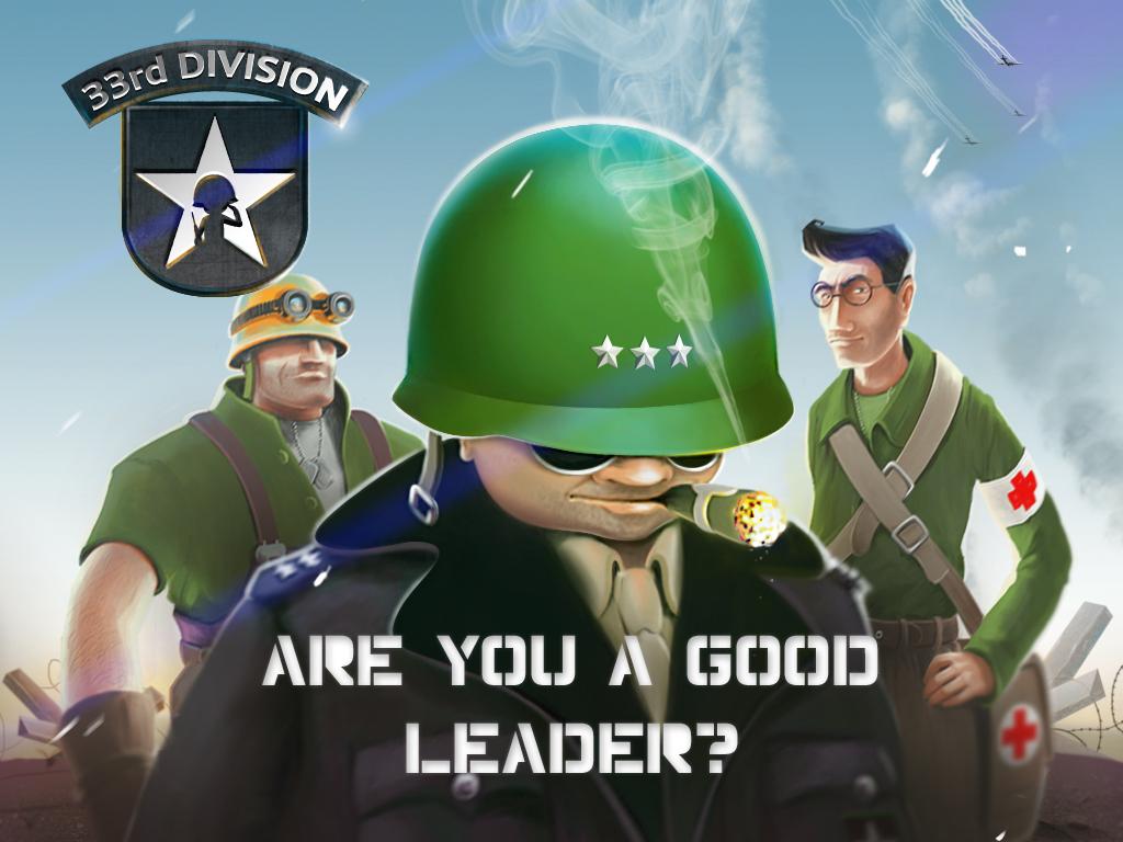 Segeant teasing - 33rd Division (první pohled)