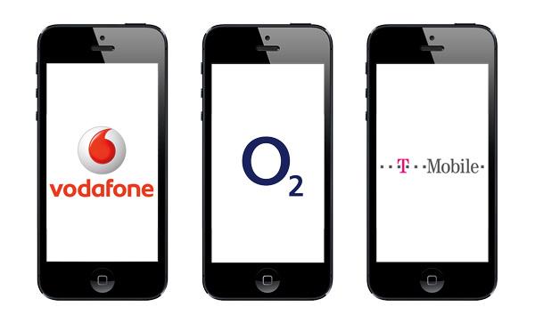 obrázek 8 - Operátor O2 a nefunkční aktivace iMessage a FaceTime