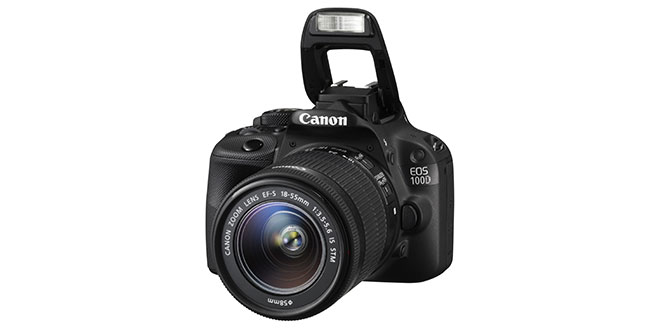 Canon100D - Slovo z redakce