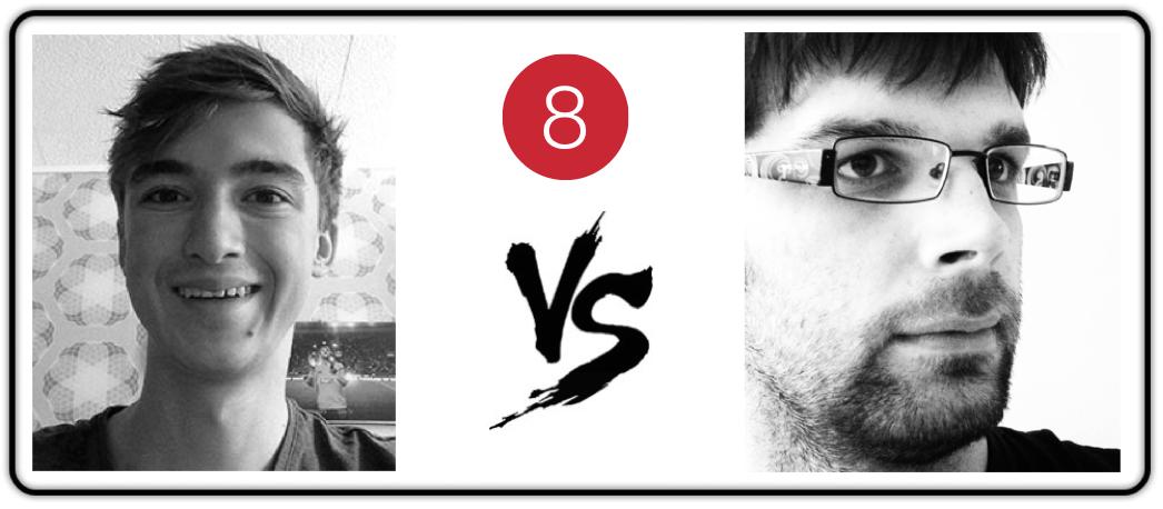 vs - Kdo s koho aneb Co víte o Applu #6