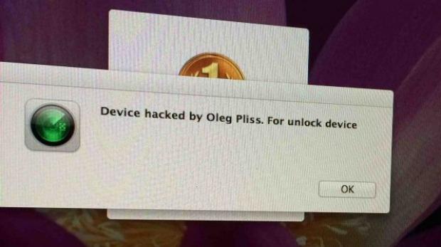 Obrázek 13 - Australský hacker dálkově zamknul některé Macy a iOS zařízení, požaduje výkupné za odemknutí