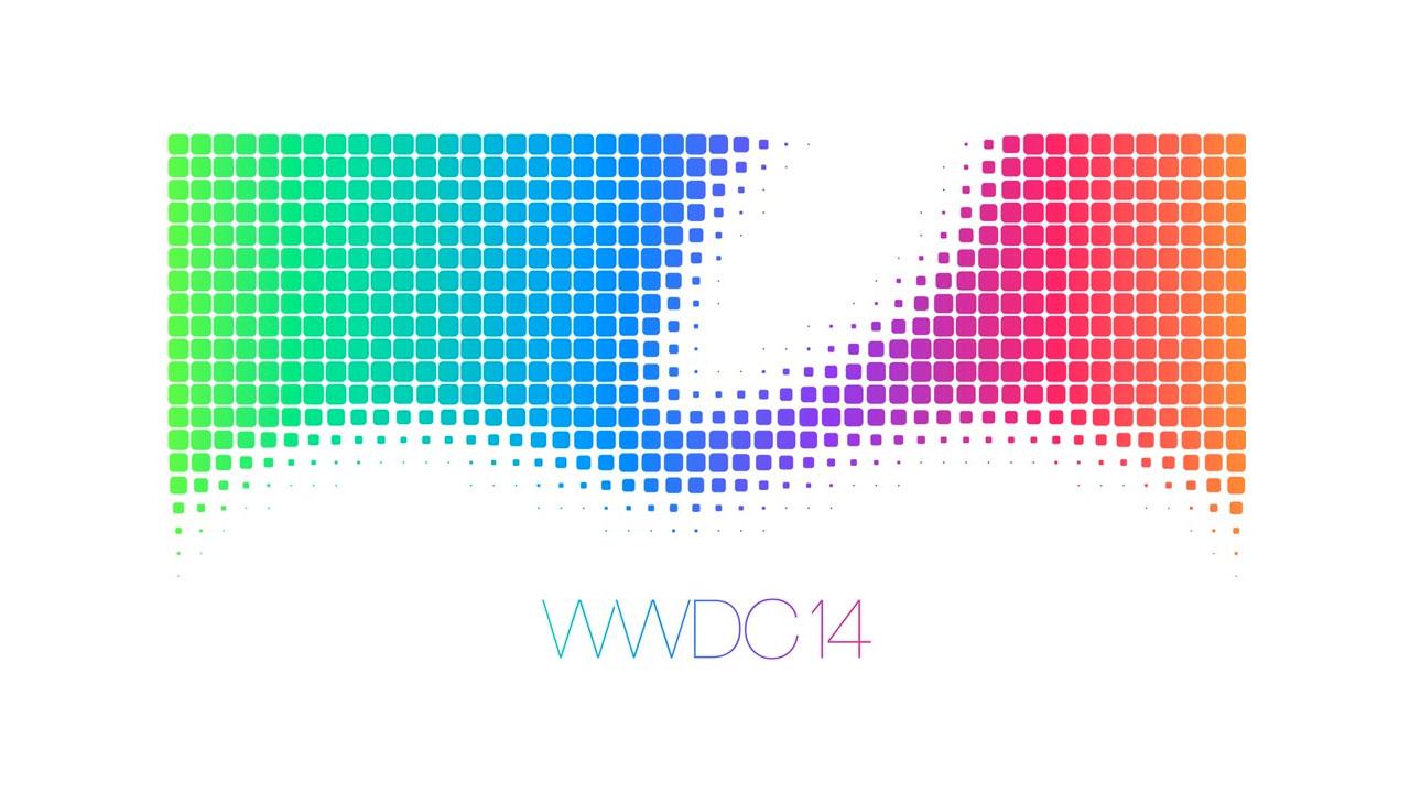 WWDC 2014 logo - Nové snímky iOS 8 odhalují Healthbook, Preview a TextEdit