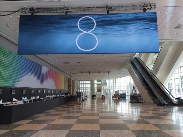 ios8bannerhanging - Nové snímky iOS 8 odhalují Healthbook, Preview a TextEdit