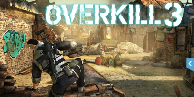 OVERKILL cover - 33rd Division (recenze)