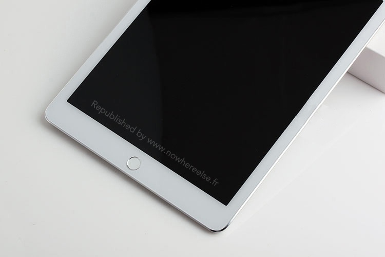 ipad air 2 replica touch id - Co by mohlo (mělo) mít iOS 8