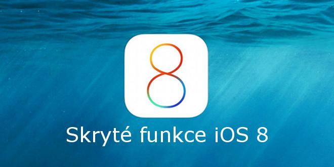 iOS 8 features nahled - iOS 8 – funkce, o kterých jste nevěděli (3. díl)
