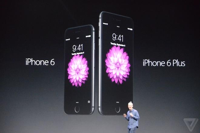 iPhone 6 nahled - Živý přepis Keynote z WWDC 2013