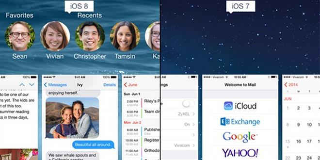 Multitasking ios 8 nahled - Jak vrátit původní multitasking v iOS 8 (tip)