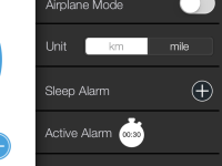IMG 7389 200x150 - iHealth Edge měří denní aktivitu a spánek (iSport)