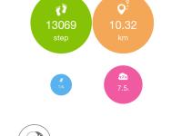 IMG 7390 200x150 - iHealth Edge měří denní aktivitu a spánek (iSport)